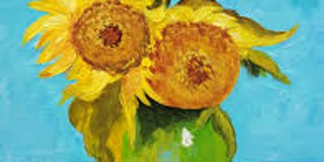 Van Gogh's Sunflowers Early bird tickets now on sale! tickets