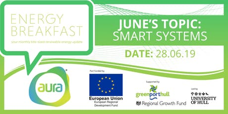 Energy Breakfast Introduces Smart Systems tickets