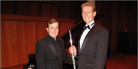 "Lunchtime Recital - ""La Flûte Enchantée"" Dawid Venter (flute) Ben Schoeman (piano) tickets"