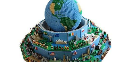 Master Builders Club Children's LEGO® Building Workshop - Around the World in 80 Days