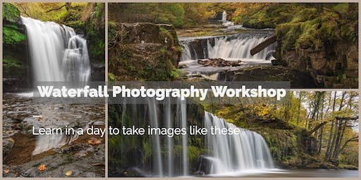 Waterfall Photography Workshop