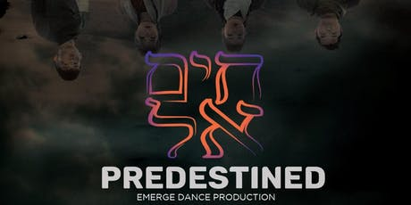 PREDESTINED tickets