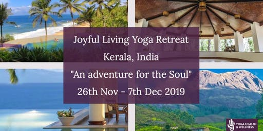 Joyful Living Yoga Retreat