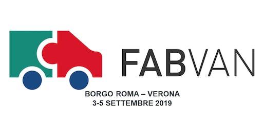 FabVan Tour - Borgo Roma (Verona)