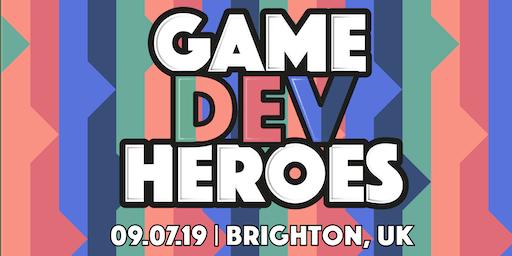 Game Dev Heroes Awards 2019