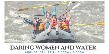 Daring Women and Water tickets