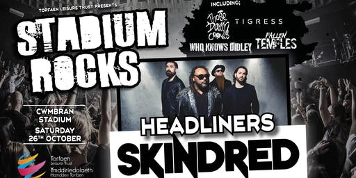 Stadium Rocks ft. Skindred and supporting acts