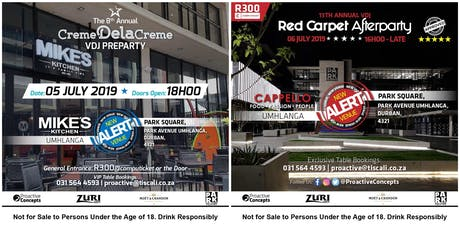 13th Annual Red Carpet VDJ Experience tickets