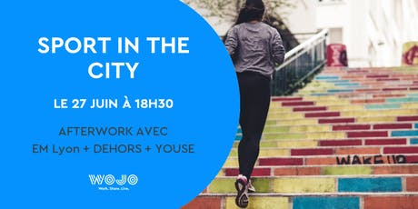 AFTERWORK : Sport in the City billets