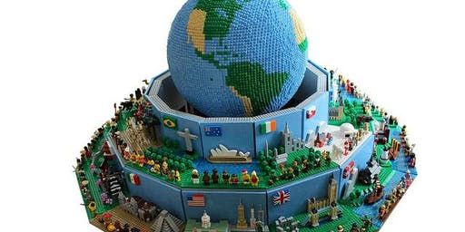 Master Builders Club Children's LEGO® Workshop - Around the World in 80 Bricks