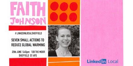LinkedINlocal Sheffield Social June tickets