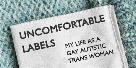 Uncomfortable Labels - London Book Launch tickets