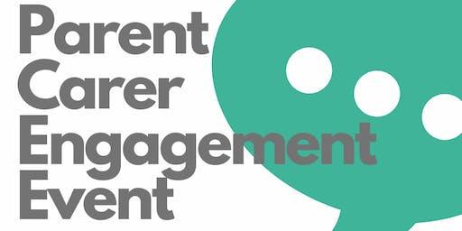 Parent Carer Engagement Event @ Knott End and Preesall Community Centre