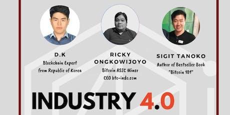 Industri 4.0 tickets