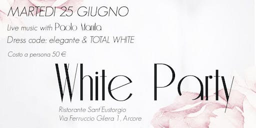 Charity's White Party - Rotaract Monza Nord Lissone
