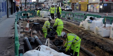 Training Workshop on Retrofitting Sustainable Drainage in the Urban Environment tickets