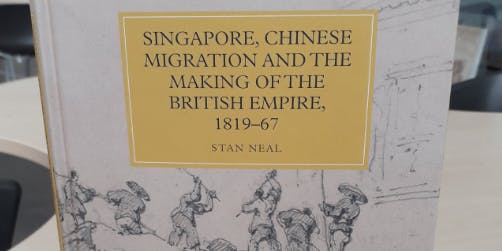 Singapore, Chinese Migration and the Making of the British Empire
