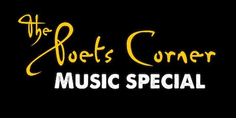 The Poets Corner: Music Special tickets
