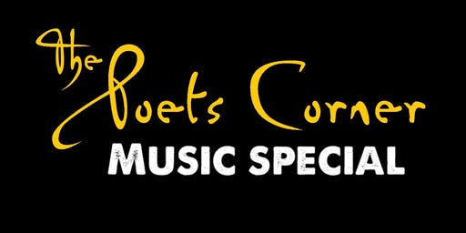 The Poets Corner: Music Special