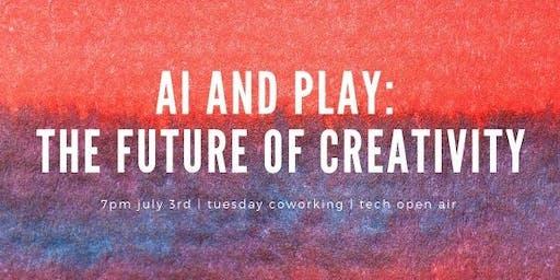 AI and Play: The Future of Creativity
