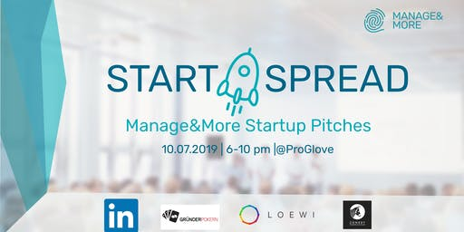 Start&Spread Summer 2019 - Startup Event by Manage&More