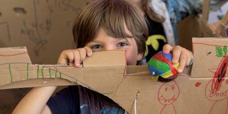 Secret DIY Museum Film Collective: Three Day Summer Art Camp tickets