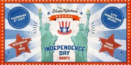 Independence Day Party - FREE Guestlist tickets