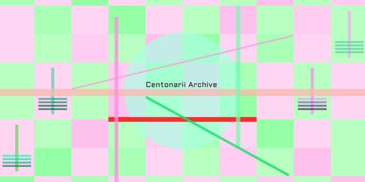 Centonarii Archive Launch