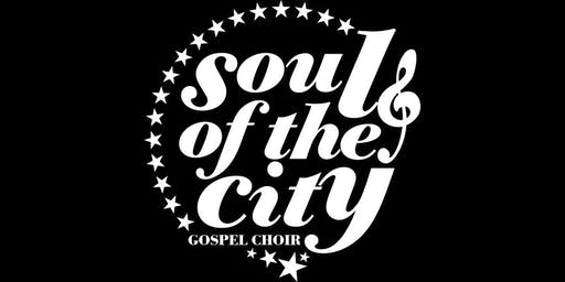 Soul of the City first ever performance!