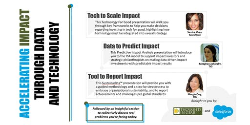 Accelerating Impact Through Data and Technology