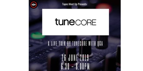 Tapes presents Nathan from TuneCore Meet Up Birmingham tickets