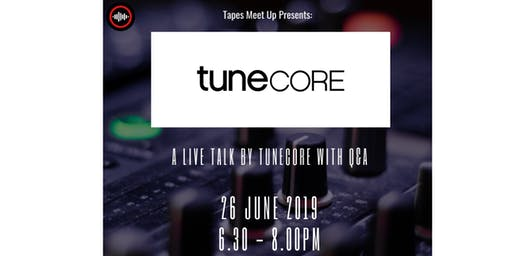 Tapes presents Nathan from TuneCore Meet Up Birmingham