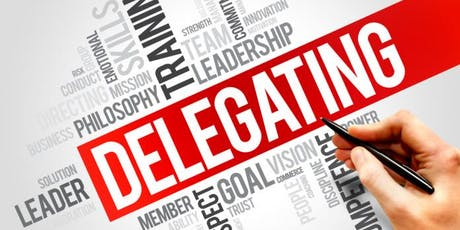 Delegation Skills Workshop - GLASGOW tickets