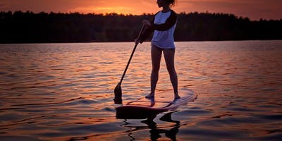 Wilmington Yoga at SUP Wrightsville Beach