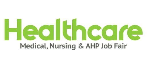 Healthcare Job Fair - Dublin October 2019