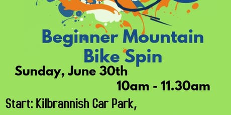 Beginner Mountain Bike Spin tickets