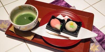 Decorative Japanese Dessert Workshop 7/13 デコ和菓子&デコ餅作り体験