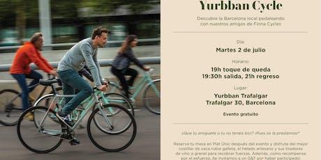 Yurbban Cycle: Segunda Edición entradas