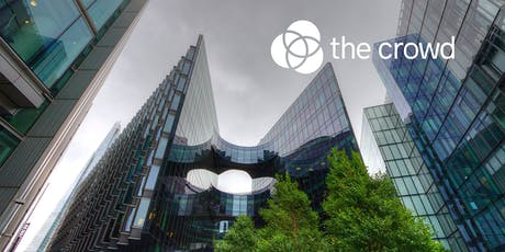 The Crowd LATES: Sustainable Finance: Opportunities for Brexit Britain tickets