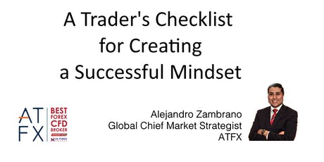 A Trader's Checklist for Creating a Successful Mindset tickets