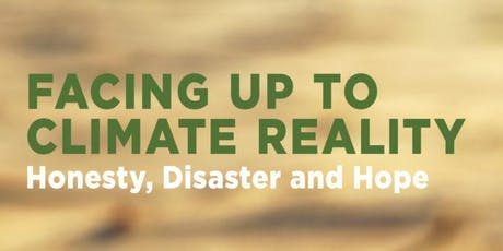 Are we Facing up to Climate Reality? tickets