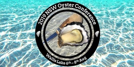 2019 NSW Oyster Conference tickets