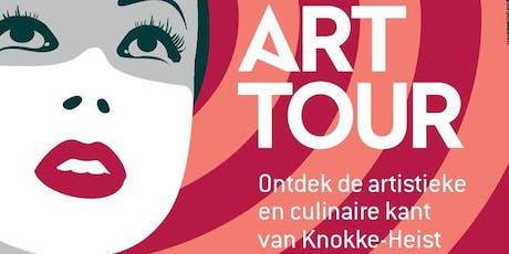 ART Tour tickets