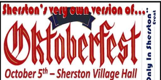 Oktoberfest Sherston Stylee