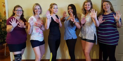 "Women's Self Defense Workshop-""Hit em' with your Best Shot""-St Pete- Ages 14 & Up"