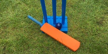 Cricket in Deptford Park for U12's tickets