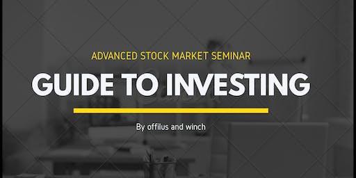 Advanced Stock Market Seminar