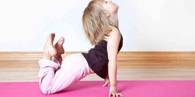 bhuti Kids Yoga + Craft Camp