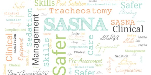Simulation - Safer Airway and Sedation in Non Anaesthetists (SASNA) Course