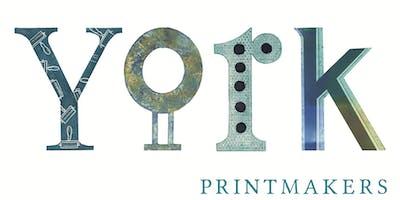 York Printmakers autumn print fair